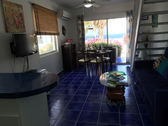 Oceanfront Townhome Marazul/Westpun - Sabana Westpunt - Radhus