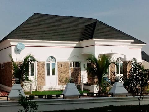 Luxury Asaba Home
