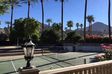 Indian Wells Private Tennis Estate. - Indian Wells - Villa
