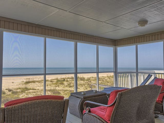HUGE DISCOUNTS! Gulf Front | Pet Friendly Beach! - Port St. Joe - Haus