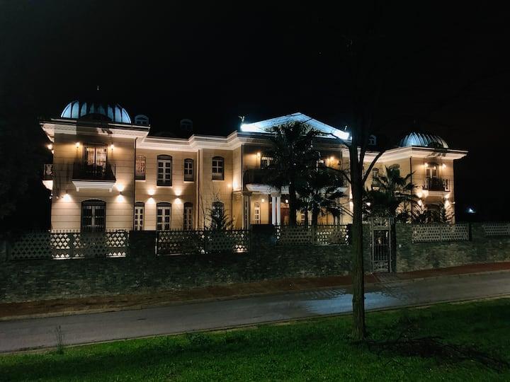 Villa de Lujo Madrid
