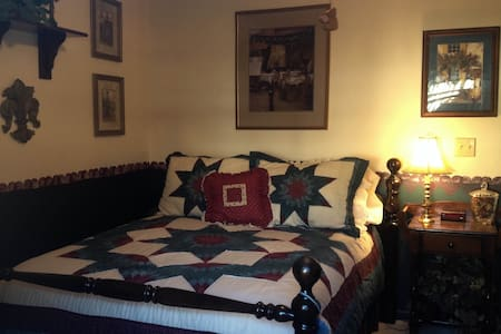 Southern Comfort Near the Beach, Quiet, Comfy Room - Dunedin