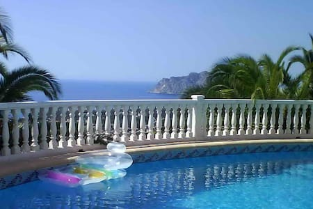 Costa Blanca Marvelous Hide Out - Benissa - Apartment