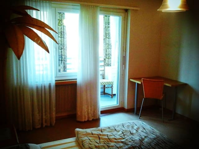 1 Bedroom Flat with KItchen - Zell