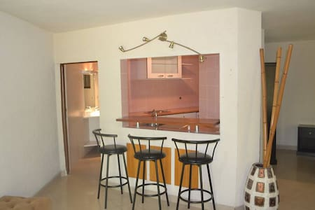 Studio apartment in cosy resort - Cotonou