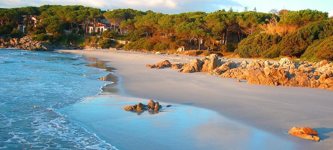 Cala Liberotto beaches and Sas Linnas Siccas beaches.
