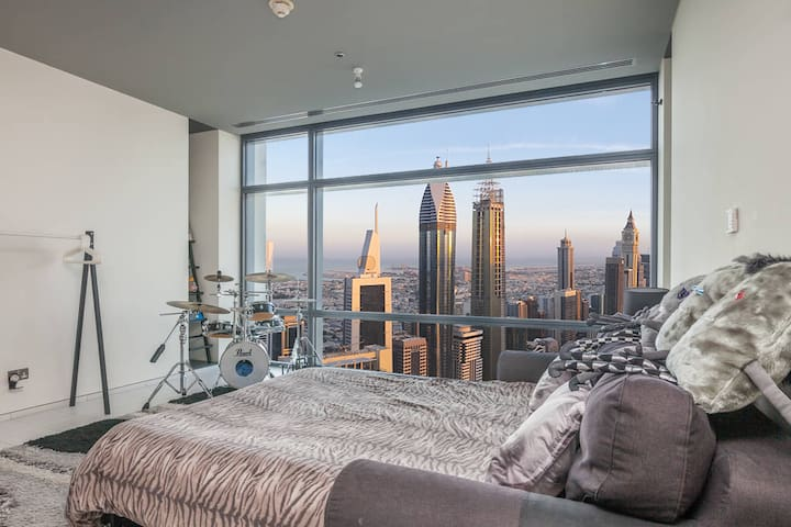Luxury in front of Burj Khalifa - Dubai - Apartemen