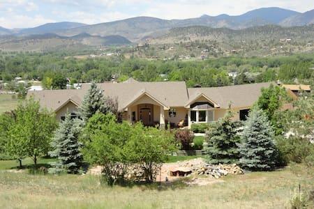 Rocky Mountain Vacation Dream Home - Loveland - Hus