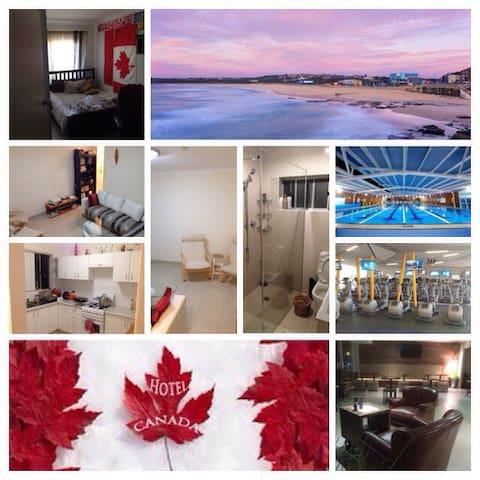 Hotel Canada - Hillsdale - Appartement