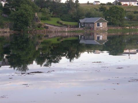 Una casa de ensueño para dos junto al mar, Fossil Cottage