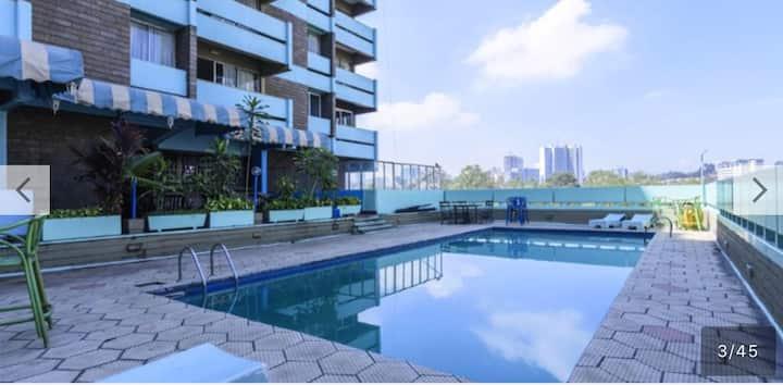 C&E Hotel & Suites-Nairobi-Excellent Place