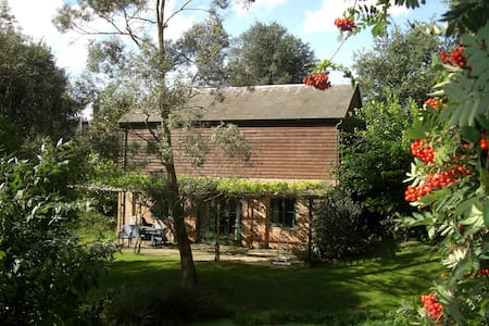 Idyllic rural retreat, lake edge - Stoke-by-Nayland
