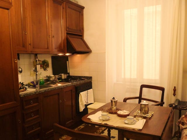 Little cozy house in Camogli - Camogli - Appartement