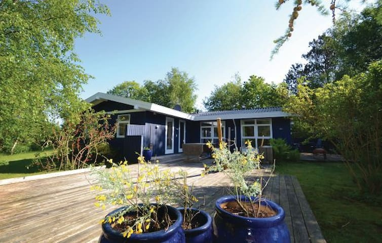 Luksus sommerhus - Farsø - Hytte
