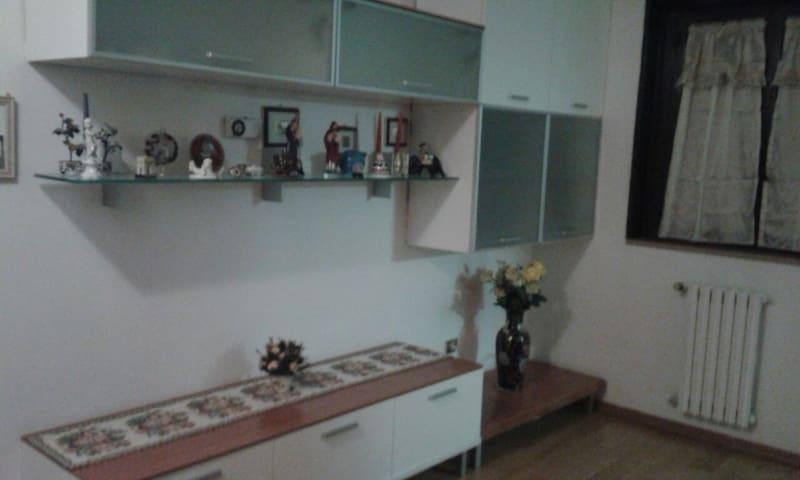 Appartamento ideale per  famiglie - Taverne D'arbia - Apartment