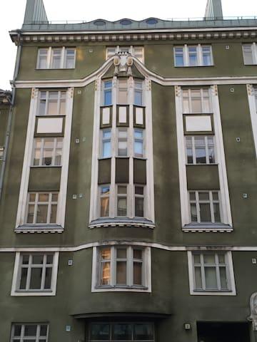 Beautiful flat in Bohemian Centre