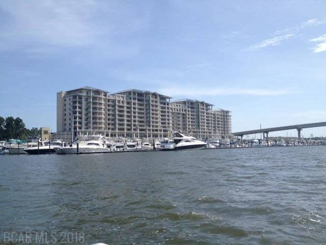 The Wharf 305 ~ The Wharf offers more than condos on the beach!