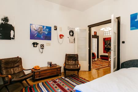 Room // Proper & Tidy // Centre - Budapest - Bed & Breakfast