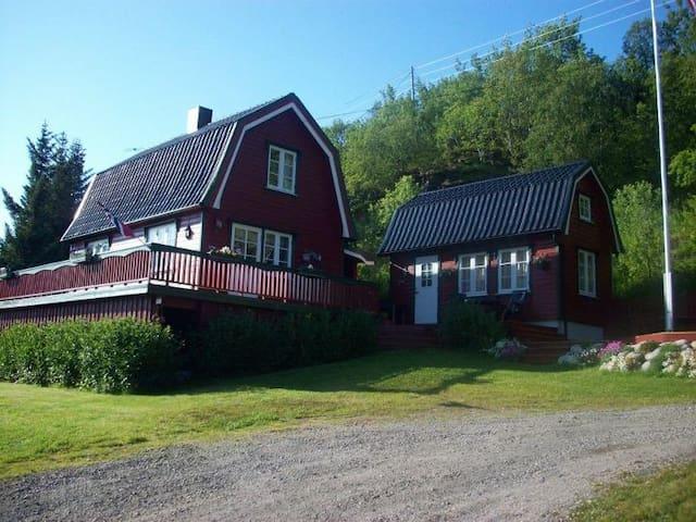 Hytte paradis i Vesterålen. - Sortland