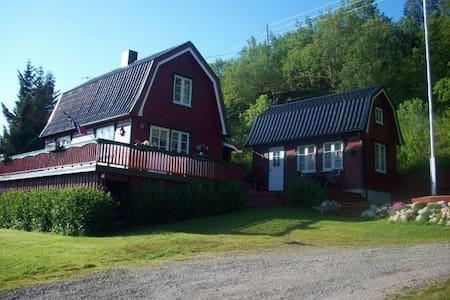 Hytte paradis i Vesterålen.