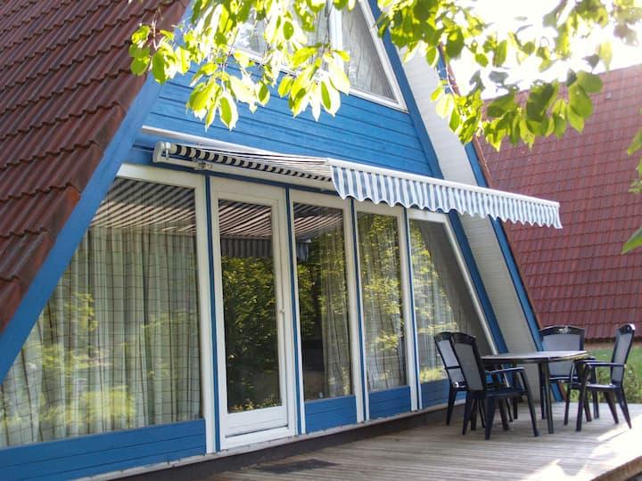 """Ferienhaus """"Kornblume"""" ein Zuhause zum Wandern"""