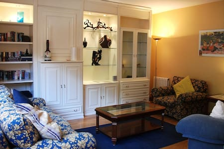 Central ski- and hiking appartment - Arinsal - Apartment