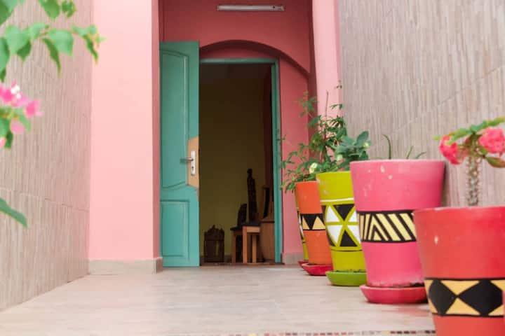 Ile  de Gorée; Sénégal Villa  6 chambres vue / mer