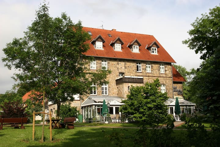 Wo einst die Fürsten weilten - Schieder-Schwalenberg - Гестхаус
