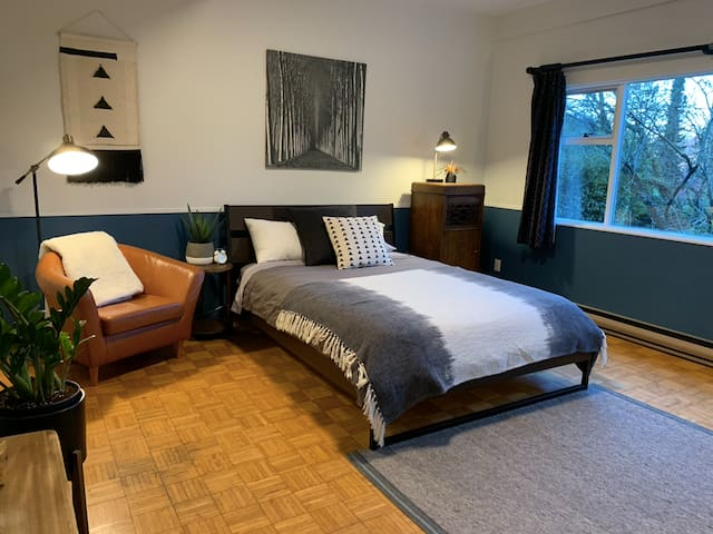 Private Suite in the heart of Vancouver