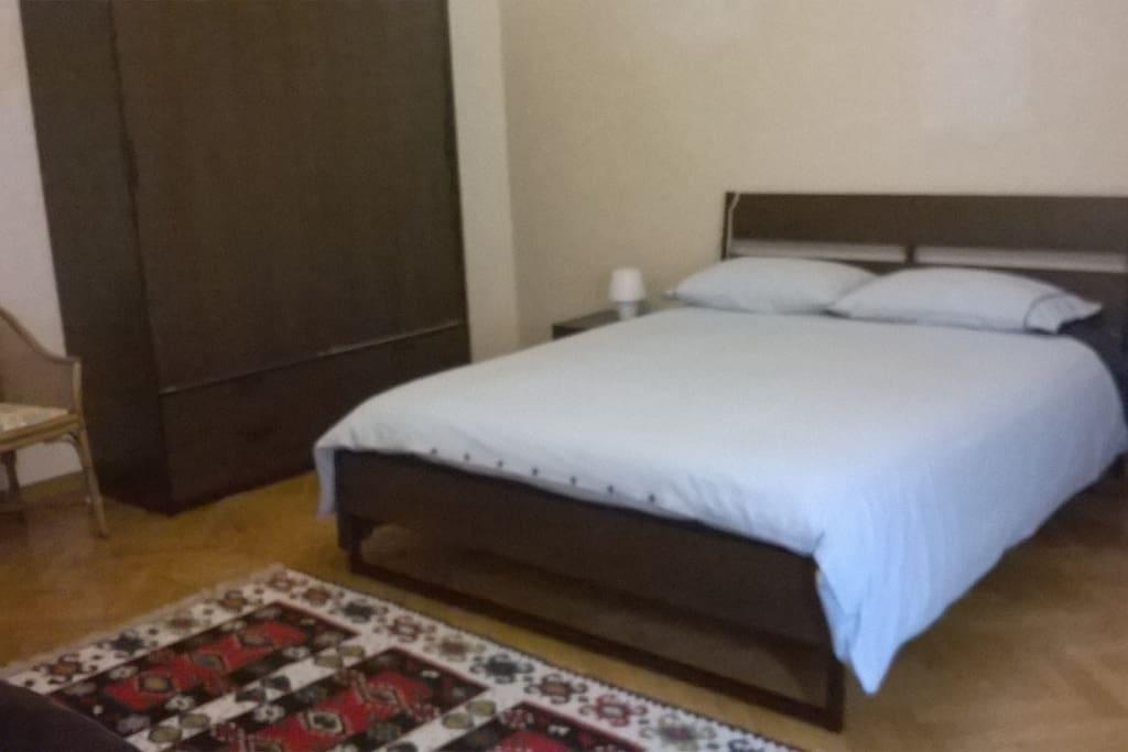 Stanza doppia con armadio, Triple bedroom wardrobe