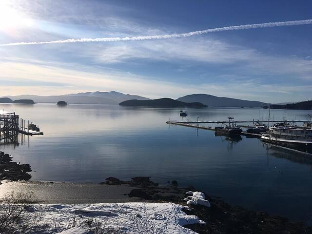 Captain's Quarters at Auke Bay - 15% off on Tours!
