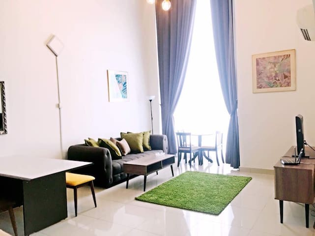 The Penthouse Loft Home with KL City View -15pax