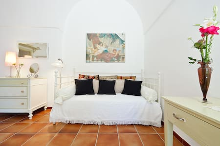 Romantic country apartment - Wohnung