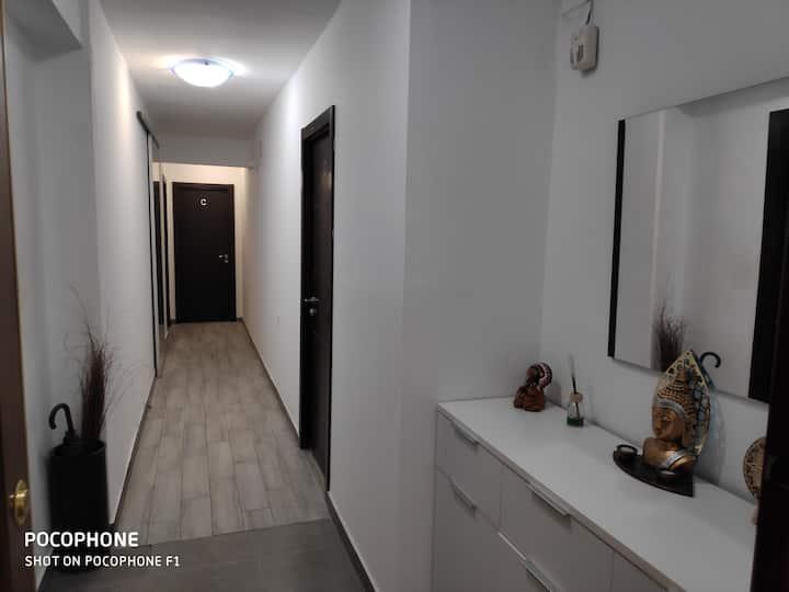 B3 Habitación privada cama de matrimonio céntrico