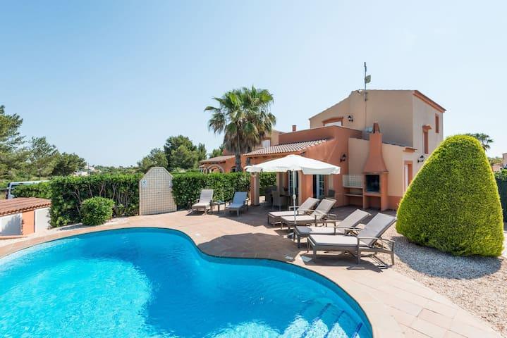 Villas Maribel, Cala Blanca, Menorca