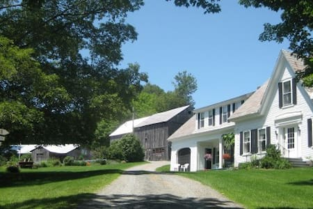 Top Acres Farm Apartment - Woodstock - House