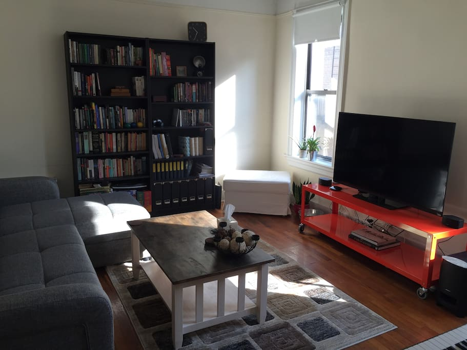 Large sunny apartment in astoria apartments for rent in for Aki kitchen cabinets astoria ny