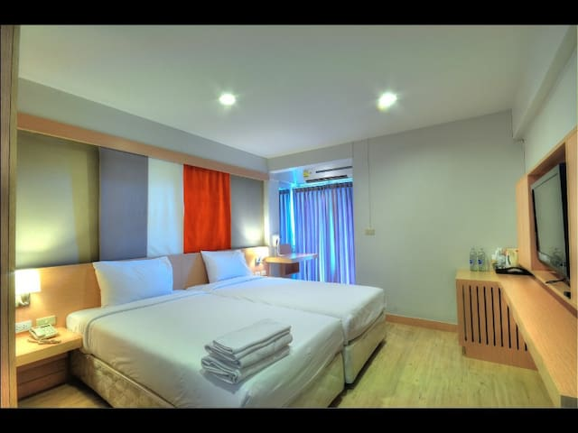 Superior DBL/TWN+FREE Transfer - Bangkok - Wohnung