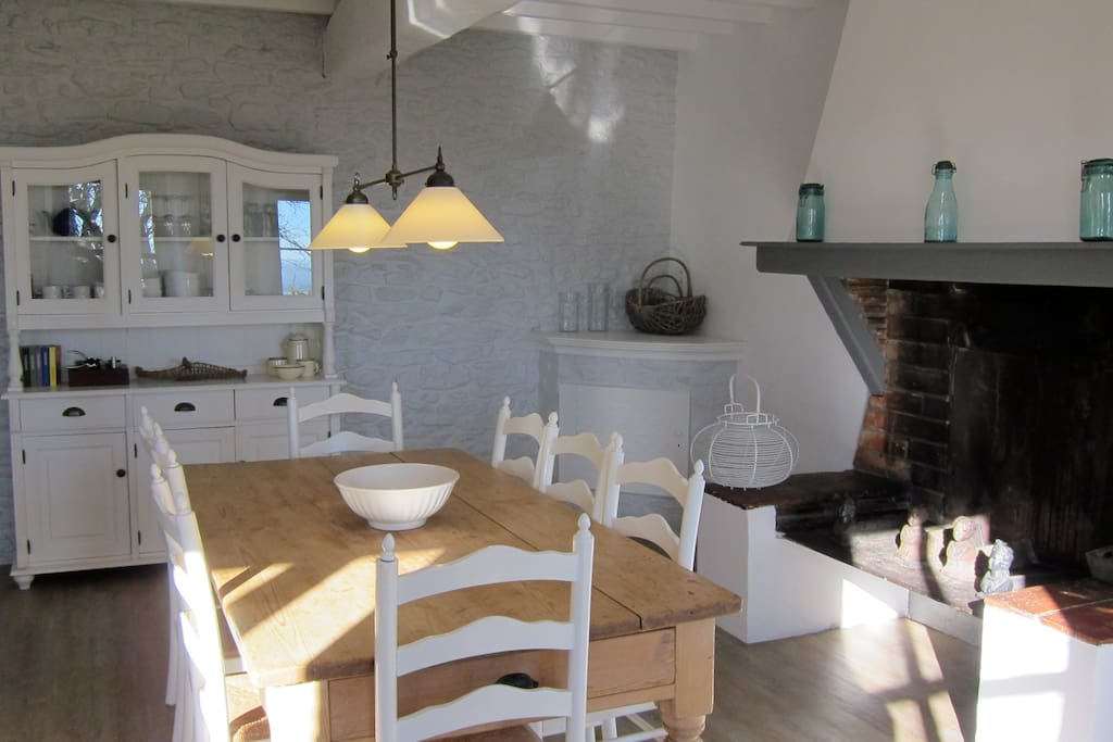 Kitchen - Gîte Maison Malepère