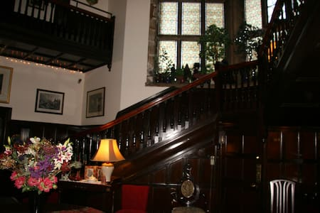 The Blue Room at Touchwood House - Inverness