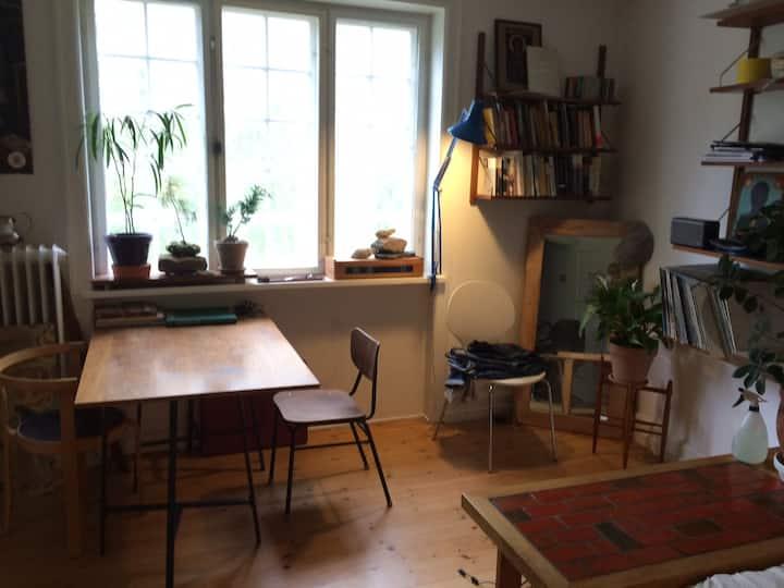 Quiet flat in Copenhagen