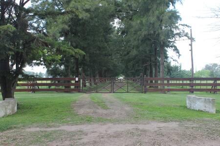 Casa de campo en mercedes
