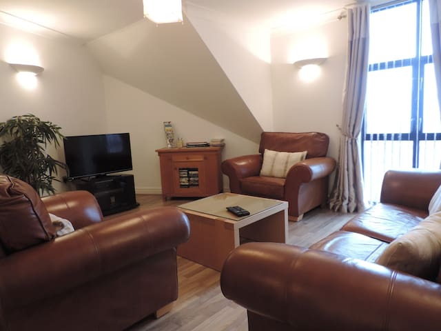 "Apartment ""near the Eden Project"" - Cornwall - Leilighet"