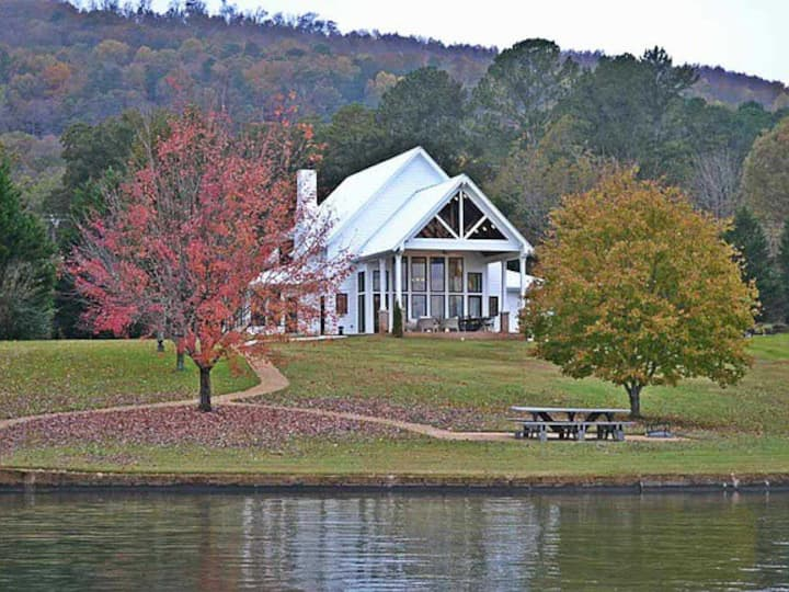 Farmhouse on the Lake