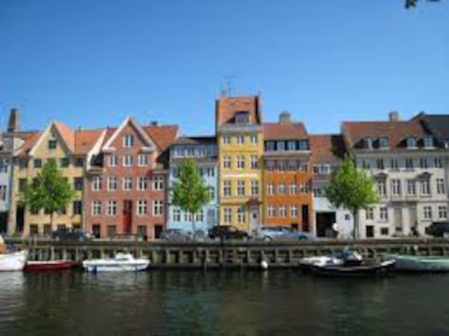 Distance Entre Port Copenhague Centre Ville