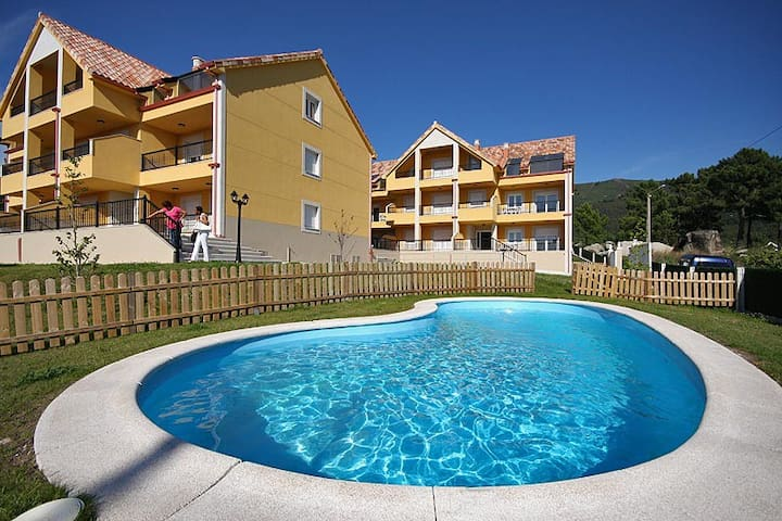 Apartamento Sol y Mar 2 - Carnota - Leilighet