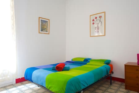 Amazing double room WIFI in center - Barcelone