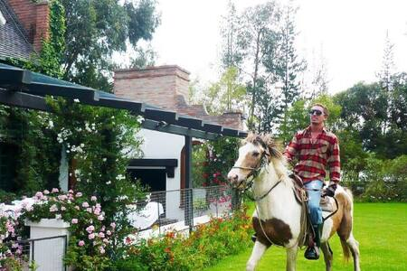 Casa De Campo. Naturaleza  - Latacunga  - Bed & Breakfast