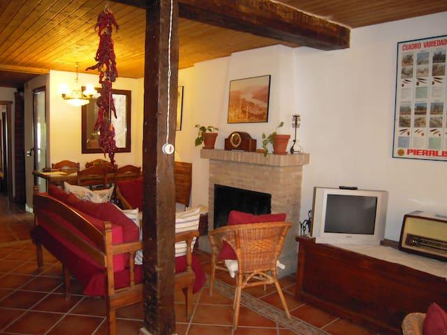 Casa Completa 8adul+2niños (Hornos) - Hornos de Segura - Huis