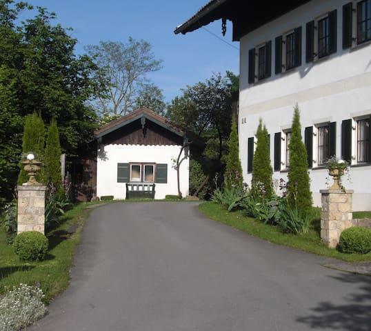 Zimmer südl. München am Seehamersee - Weyarn